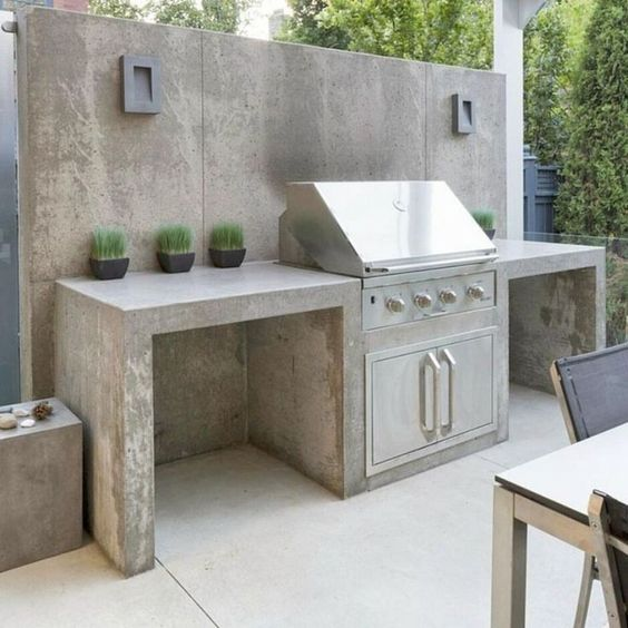 backyard kitchen ideas 14