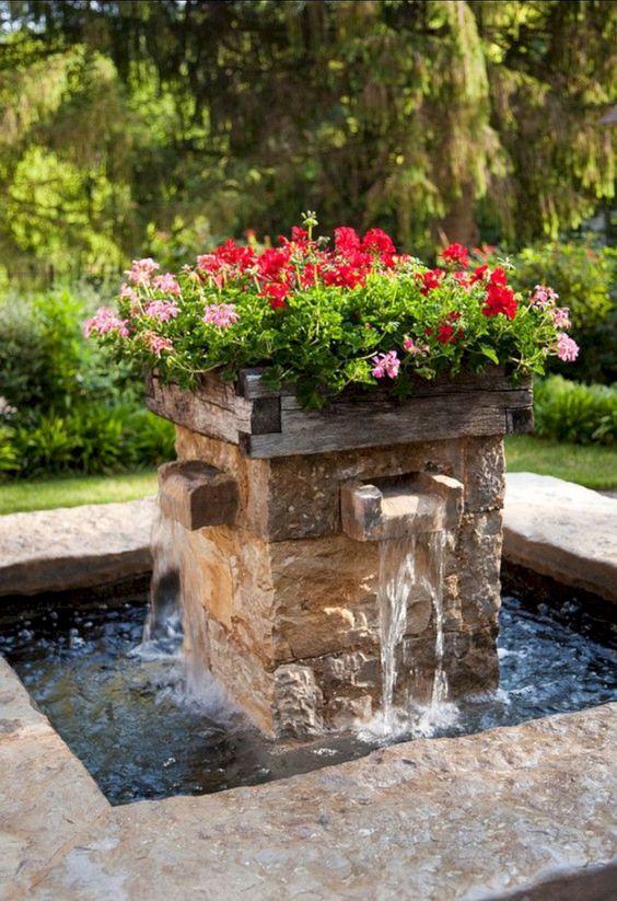 backyard waterfall ideas 10