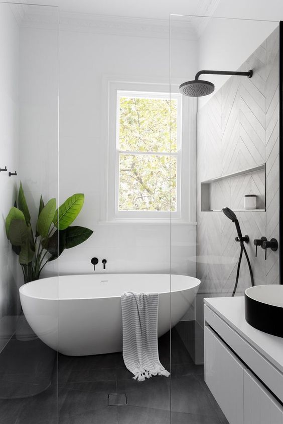 best white bathroom ideas 10