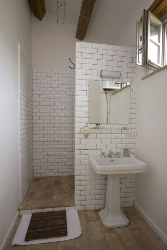 best white bathroom ideas 15