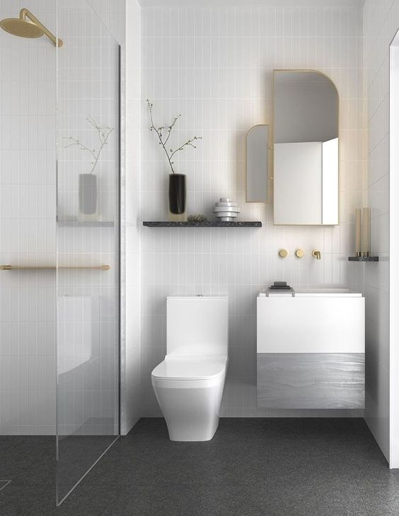 best white bathroom ideas 21