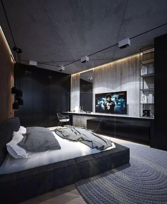 dark bedroom ideas 16