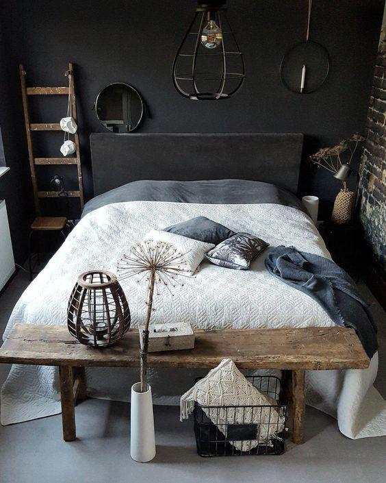 dark bedroom ideas 26