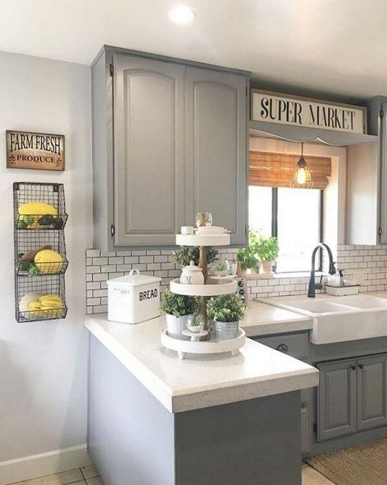 farmhouse kitchen ideas 1