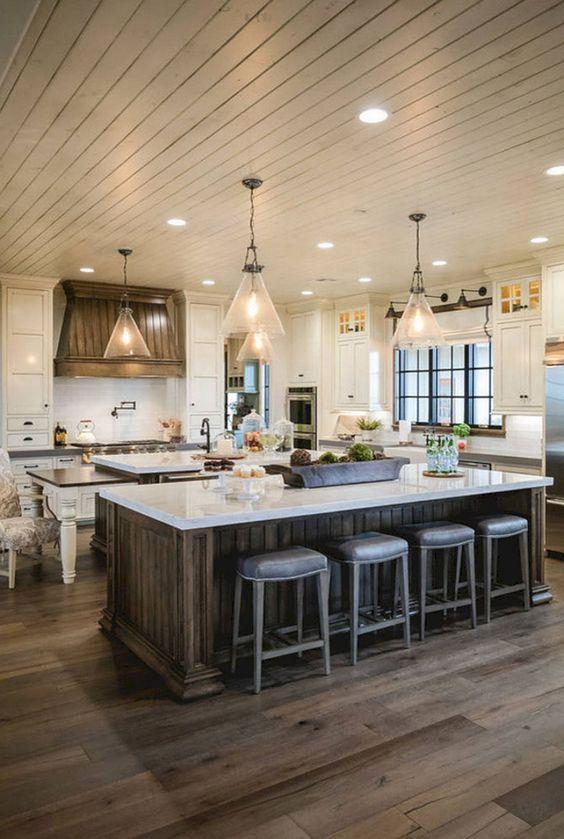 farmhouse kitchen ideas 14