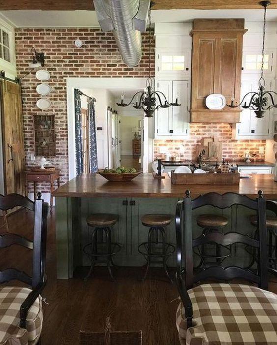 farmhouse kitchen ideas 3