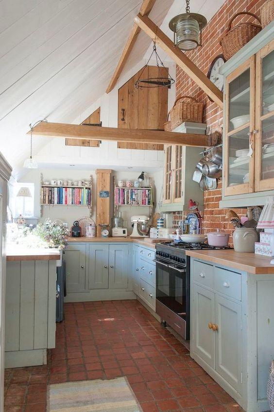 farmhouse kitchen ideas 9