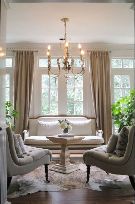 french country living room 21