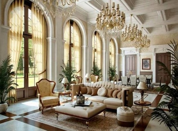25 Exquisitely Charming French Country Living Room Ideas Recipegood