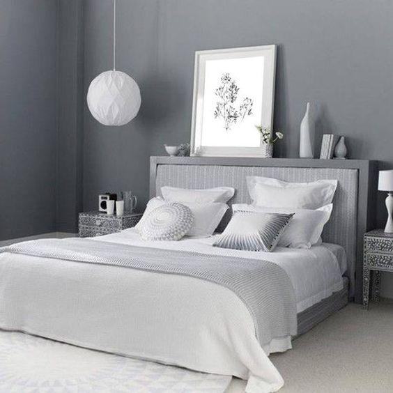 gray bedroom ideas 19