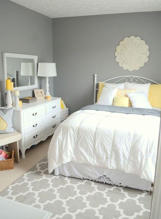 gray bedroom ideas 8