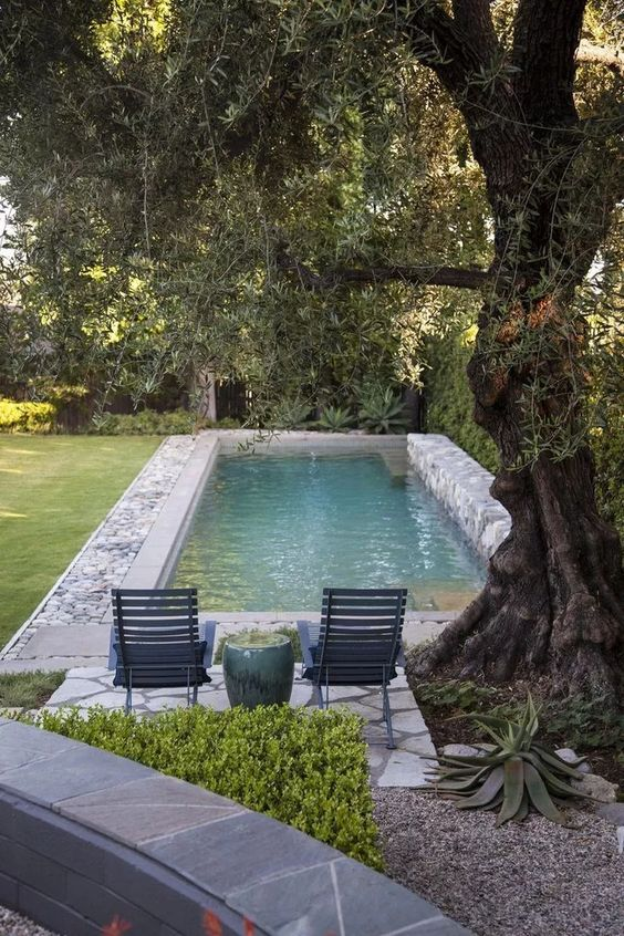 small swimming pool 23