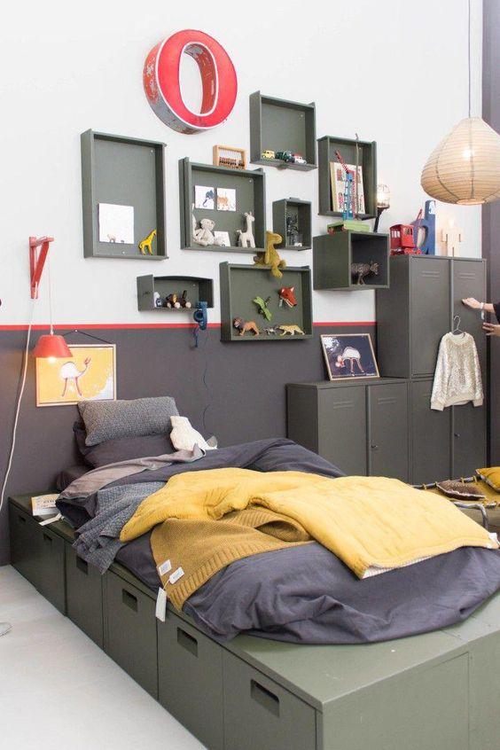 yellow bedroom ideas 13