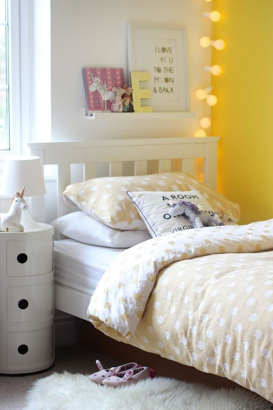 yellow bedroom ideas 19
