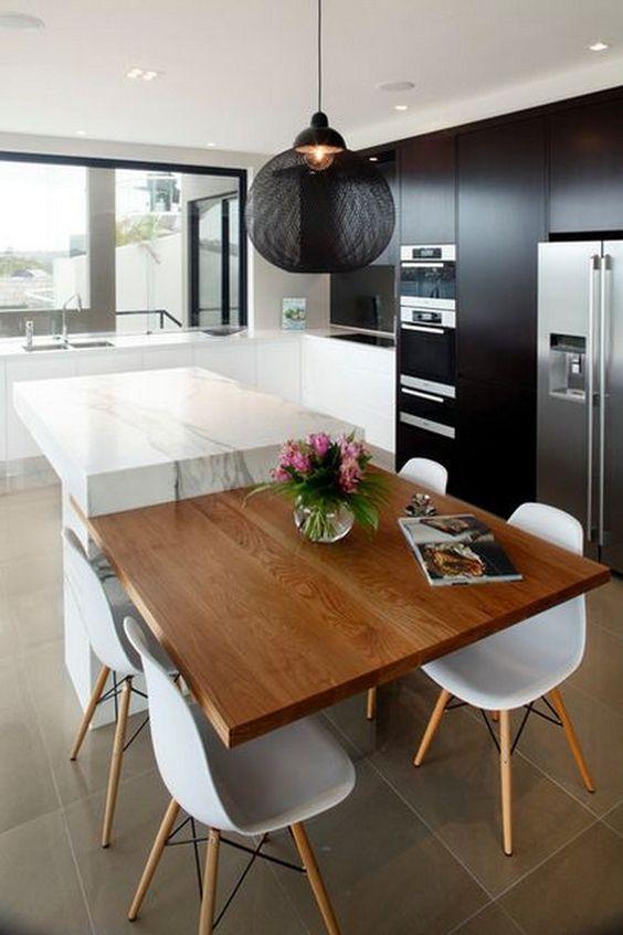 Kitchen with Islands Ideas 16
