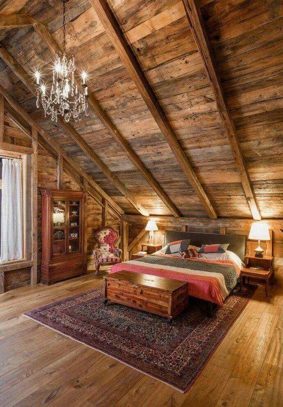 attic bedroom ideas 14