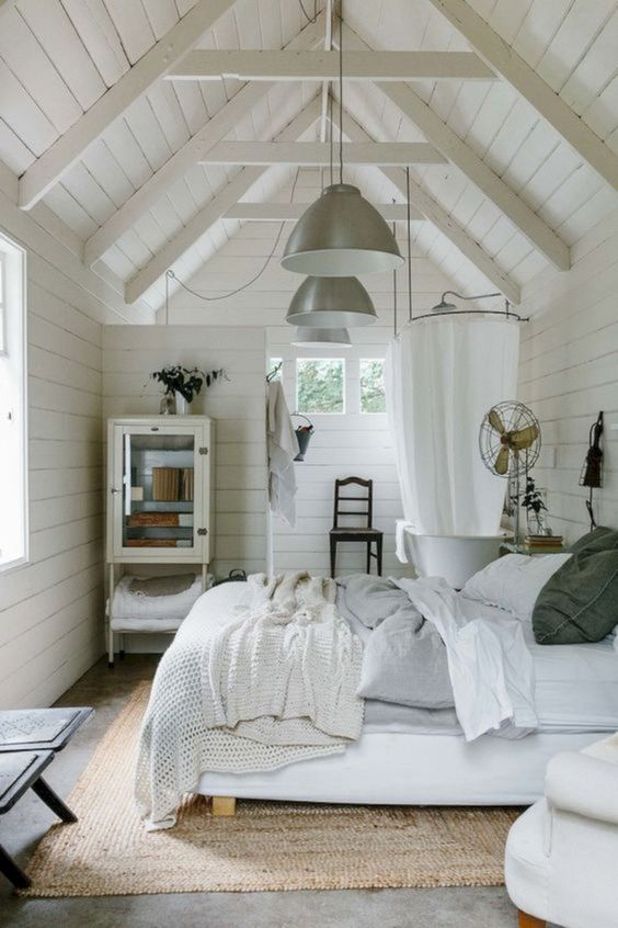 attic bedroom ideas 21