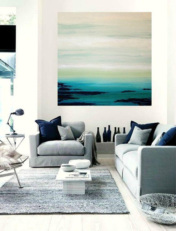 blue living room ideas 17