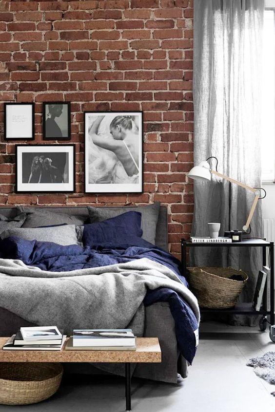 industrial bedroom ideas 14