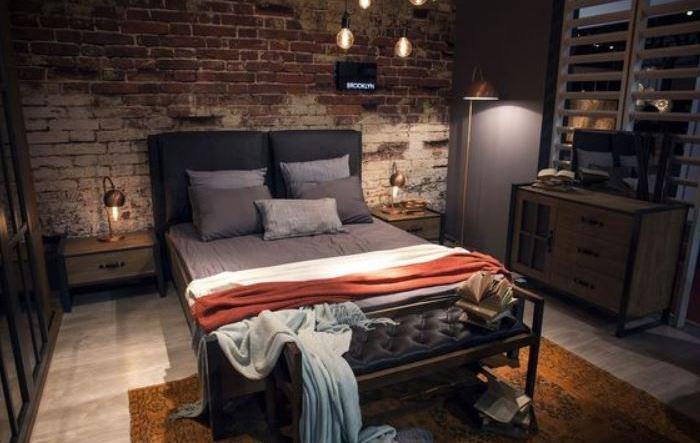 industrial bedroom ideas feature