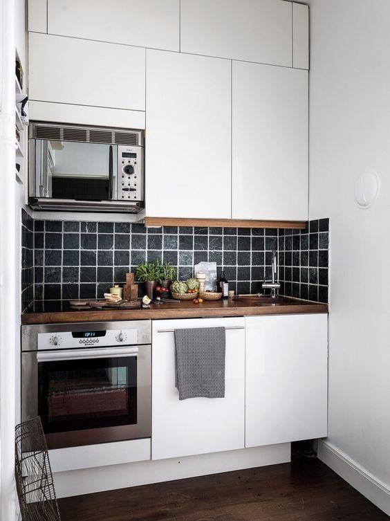 Tiny Kitchen Ideas: Simply Gorgeous Decor