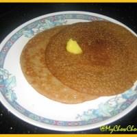 ಬಾಳೆಹಣ್ಣು ದೊಡ್ಡನ/Banana Dosa(Pancake)