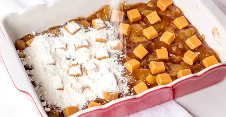 Easy Apple Cinnamon Cake