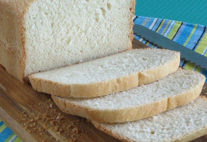 Easy Bread Machine White Bread Prep In Under 5 Minutes