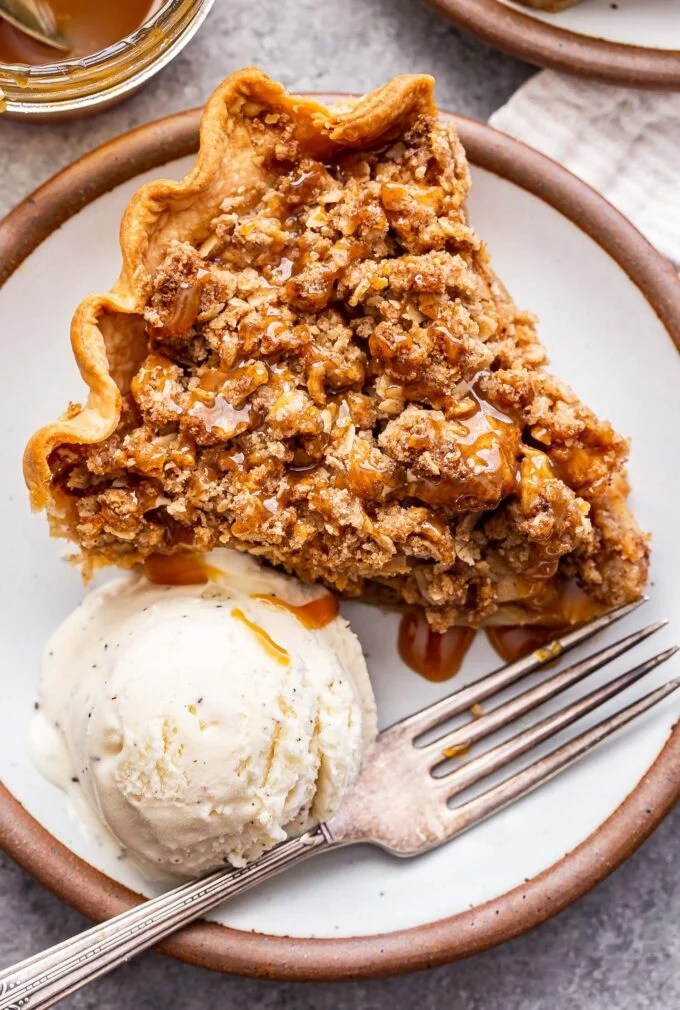 apple crumble recipe with oats