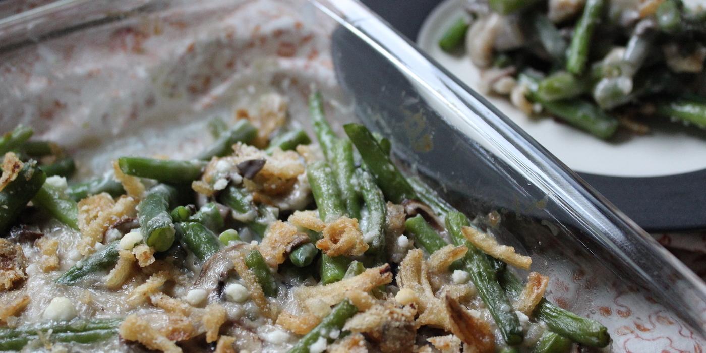 Lighter Green Bean Casserole Oregonian Recipes