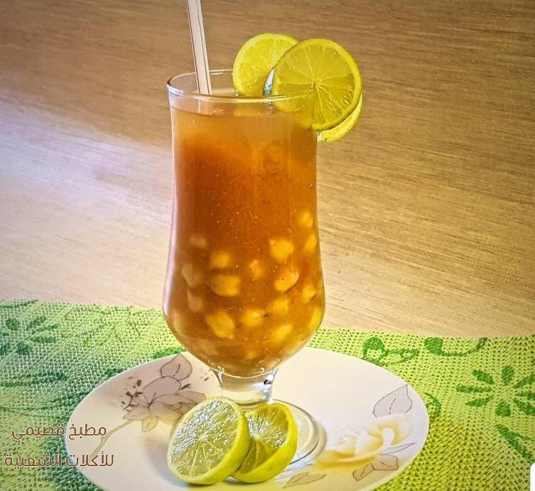 صور اكلة البليلة الحلبسة المصرية زي المحلات hummus balila recipe