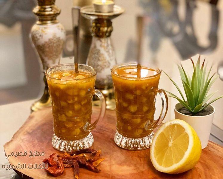 صور اكلة البليلة حمص الشام hummus balila recipe