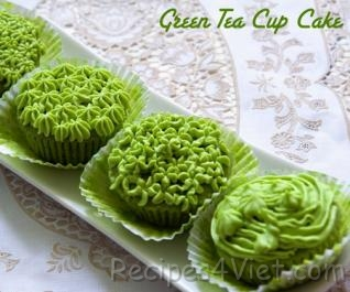 geen cup teacake