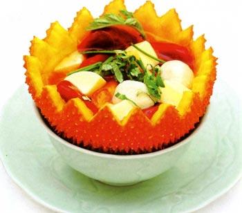 sup gac nau ngai cuu