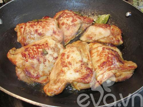 Làm món gà Macao đãi cả nhà - 4