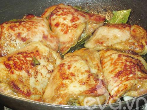 Làm món gà Macao đãi cả nhà - 5