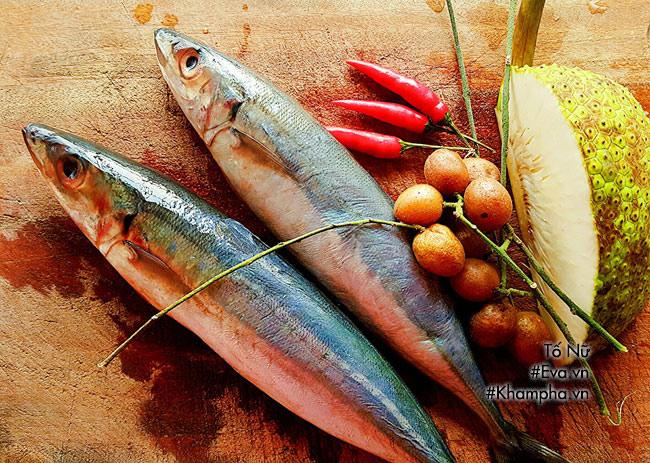 Cá kho hồng bì vừa lạ vừa thơm, ăn cực đưa cơm - 1