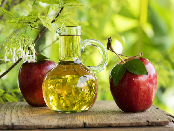 8 lợi ích tuyệt vời nhờ việc uống đều đặn cốc nước pha 1 thìa giấm táo vào mỗi sáng - 1