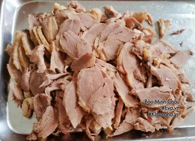 Thịt ngan táp vừng ai cũng mê khi thưởng thức - 4