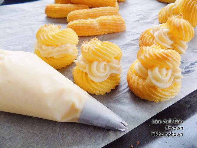 Cách làm bánh su kem đơn giản lại ngon mát đảm bảo ai ăn cũng thích - 11