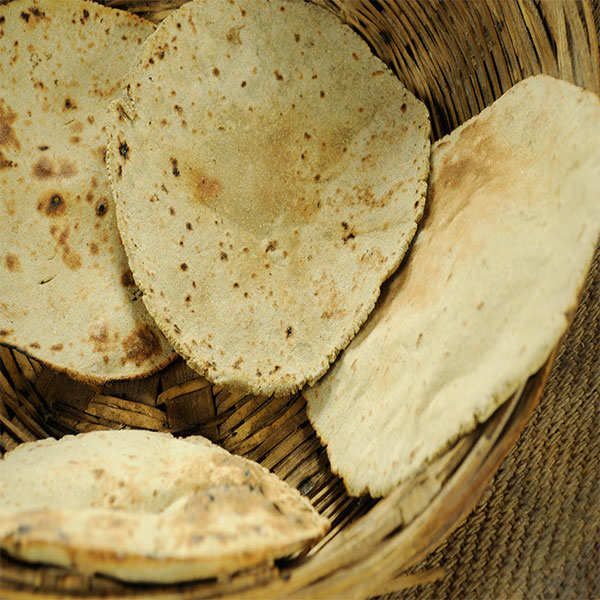 Bajra Roti Recipe How To Make Bajra Roti