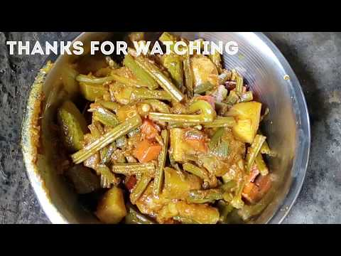 Healthy and testy vegetable recipe