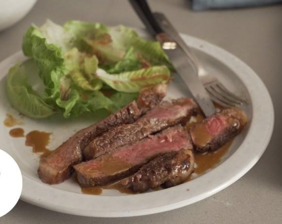 Three-Ingredient Steak Sauce | Genius Recipes