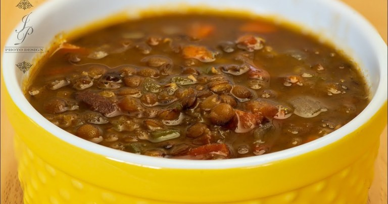 LENTIS IN THE INSTANT POT (my way)