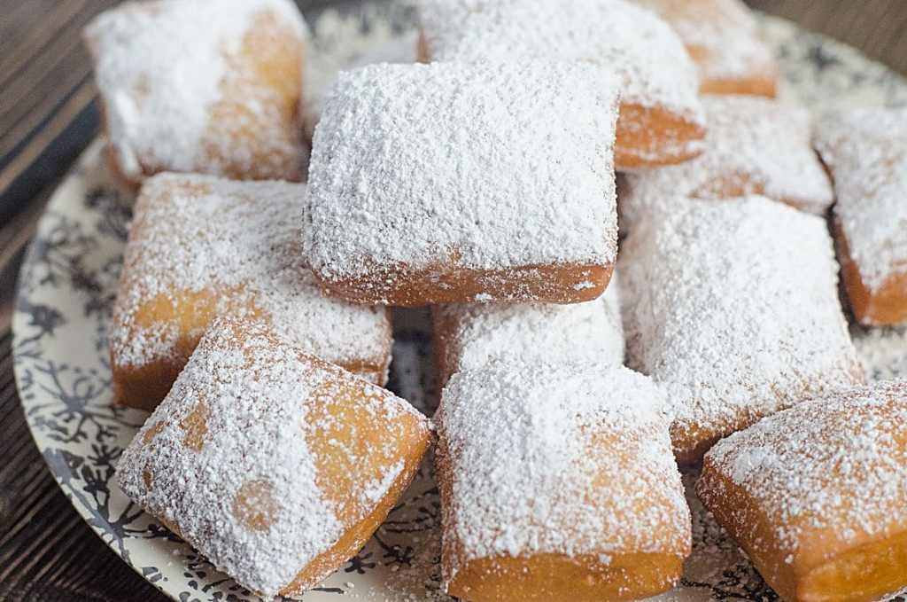 Louisianan Beignets recipe
