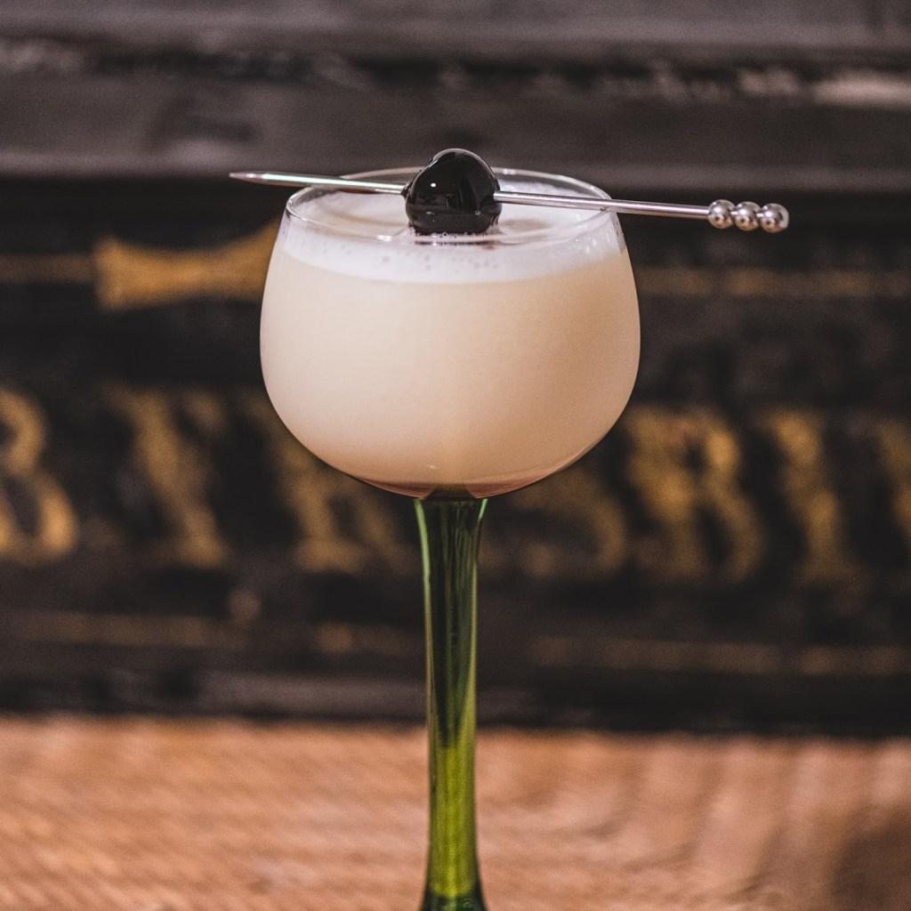 Irish Fizz Cocktail recipe