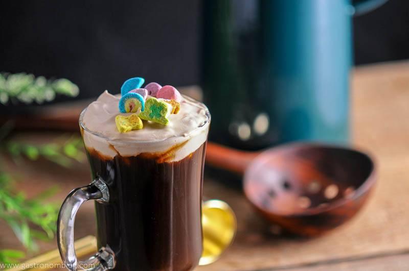 Toasted Cream Irish Coffee recipe