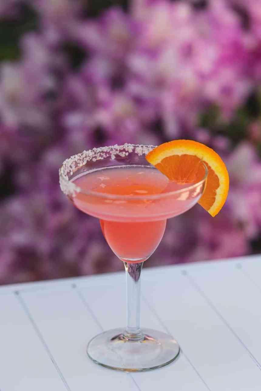 Passion Fruit Margarita Cocktail Recipe