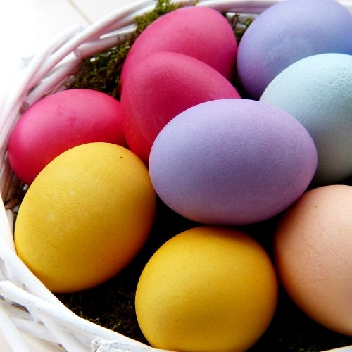 easy easter eggs, best easter eggs, easter eggs recipe, how to make easter eggs