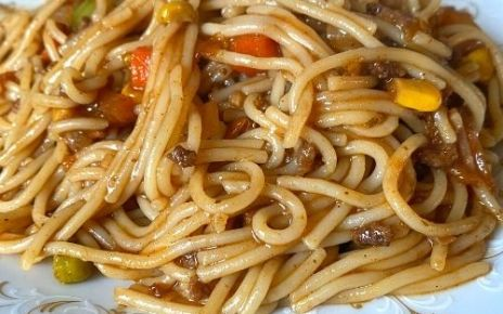best spaghetti, mince, pasta and mince